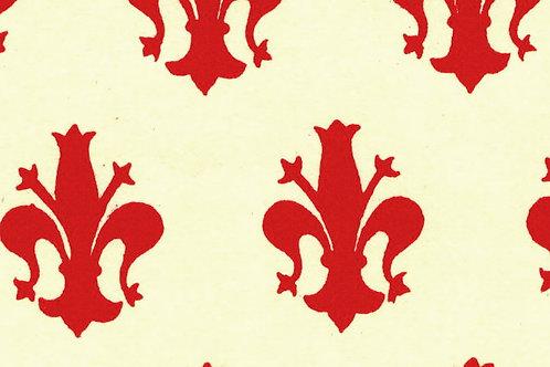 Carta Giglio Rosso 50x70cm (cod. 009)