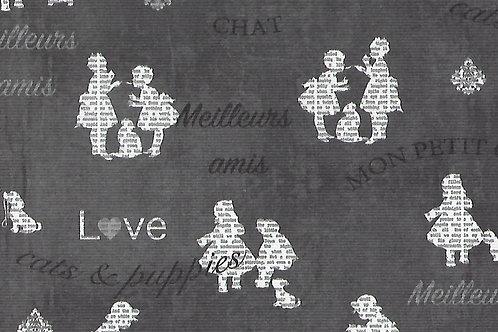 Carta San Valentino 50x70cm (cod. 7121)