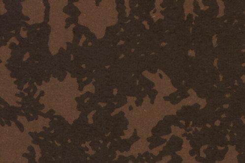 Carta Marmorata Marrone Nero 50x70cm (cod.2067)