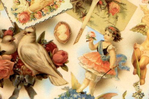 Carta San Valentino 50x70cm (cod. 0369)