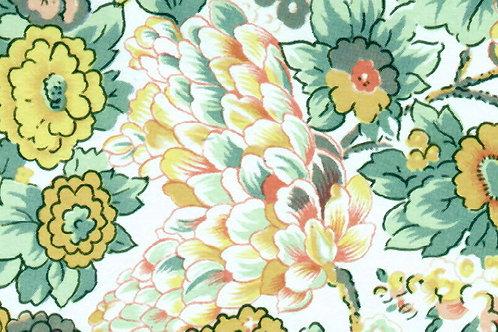 Carta Fiori GialloArancio 50x70cm (cod. 0431)