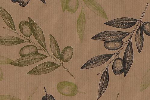 Carta Verdura Oliva 50x70cm (cod.2173)