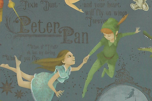 Carta Peter Pan 50x70cm (cod.2178)