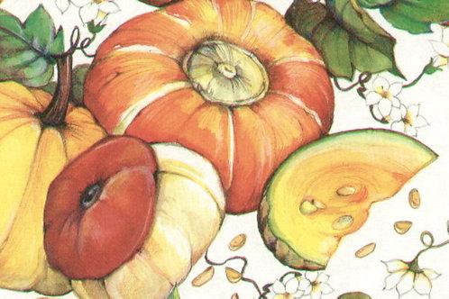Carta Verdura Zucca 50x70cm (cod.6182)
