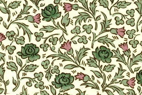 Carta Fiori Verde 50x70cm (cod. 0202)