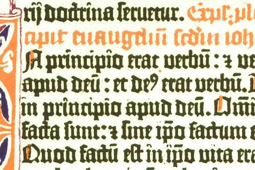 Carta con Scritte 50x70cm (cod.1603)