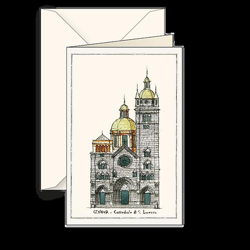 Biglietto Chiesa di S. Lorenzo