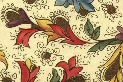 Carta con Disegno Fiorentino 50x70cm (cod.2061)