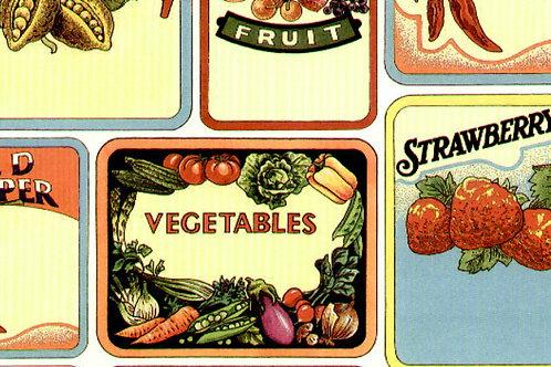Carta Utensili da Cucina 50x70cm (cod. 6072)