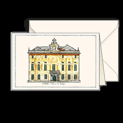 Biglietto Palazzo S. Giorgio