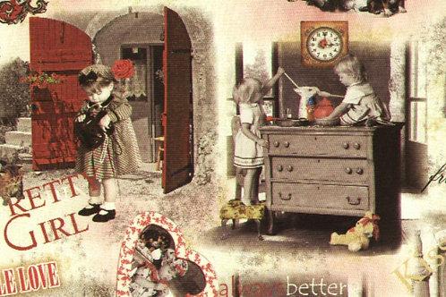 Carta San Valentino 50x70cm (cod. 6616)