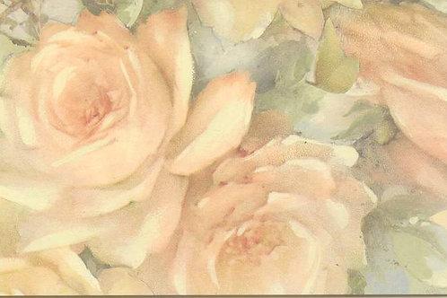 Carta Fiori Rosa 50x70cm (cod. 6336)