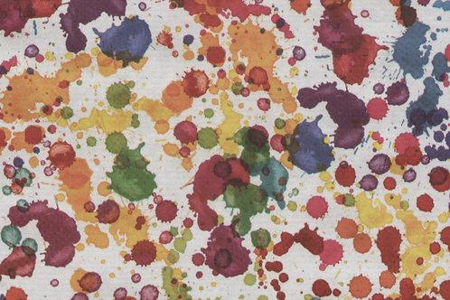 Carta con Schizzi Colorati 50x70cm (cod.5189)