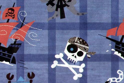 Carta con Pirati 50x70cm (cod.5198)