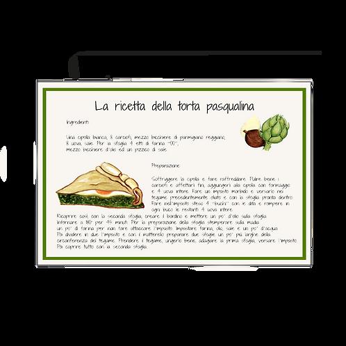 Tovaglietta - Torta Pasqualina