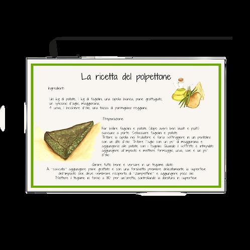 Tovaglietta - Polpettone