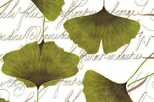 Carta con Foglie 50x70cm (cod. 5034)