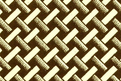 Carta Varese Disegni Geometrici Marrone 50x70cm (cod. 0390)