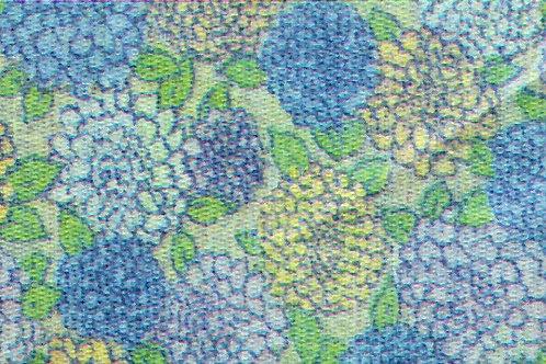 Carta Fiori AzzurroBlu 50x70cm (cod. 0463)