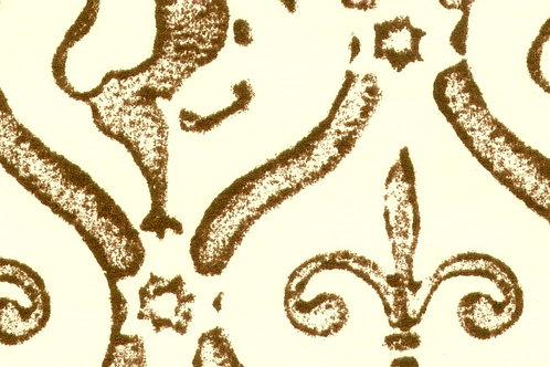 Carta Giglio e Leone Marrone 50x70cm (cod. 0099)