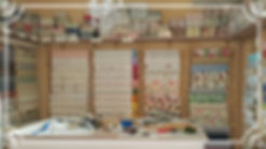 negozio interno cose di carta