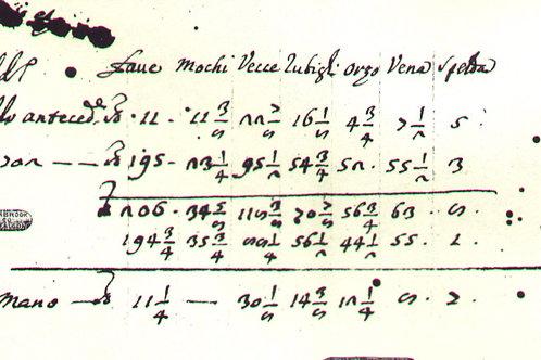 Carta con Formule 50x70cm (cod.5636)