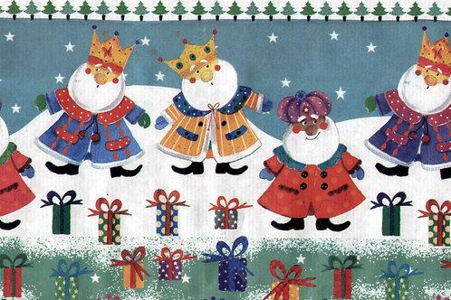 Carta Natale 50x70cm (cod. 2110)