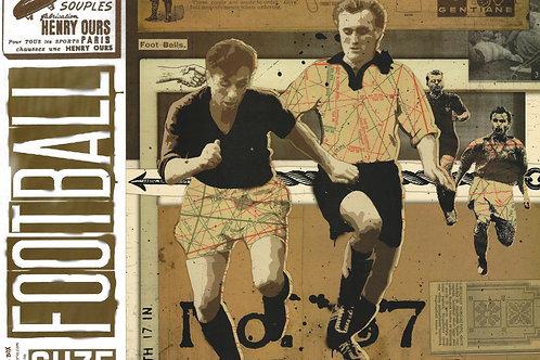 Carta con Sport Calcio 50x70cm (cod.7141)