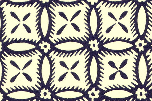 Carta Varese Disegni Geometrici Blu 50x70cm (cod. 0200)