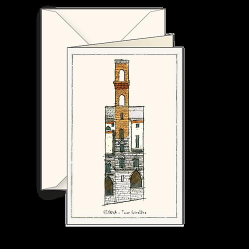 Biglietto Torre Grimaldina