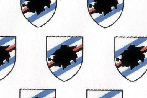 Carta con Stemma Sampdoria 50x70cm (cod.2044)