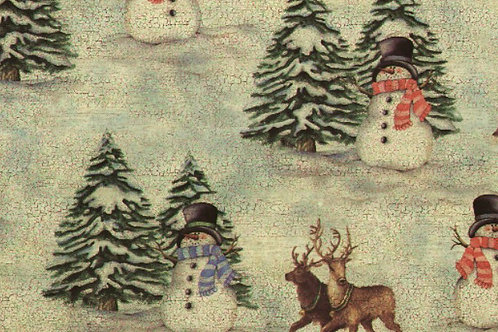 Carta Natale 50x70cm (cod. 6658)