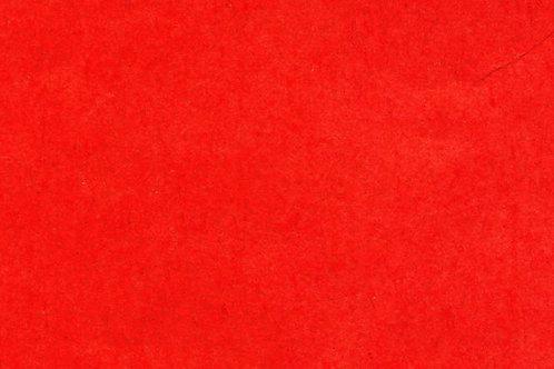 Carta Tinta Unita Rosso 50x70cm (cod.1114)