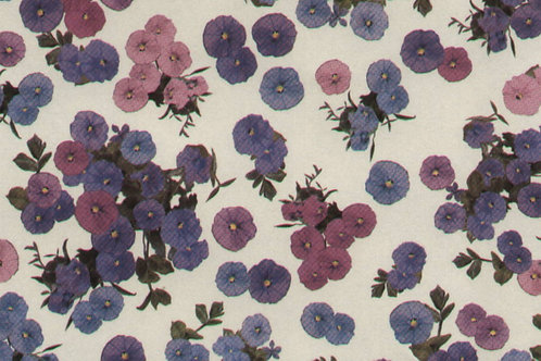 Carta Fiori BluViola 50x70cm (cod. 5362)