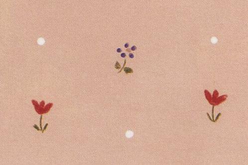 Carta Fiori Singoli RossoBlu 50x70cm (cod. 2117)