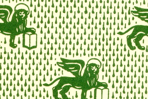 Carta Leone Verde 50x70cm (cod. 181)