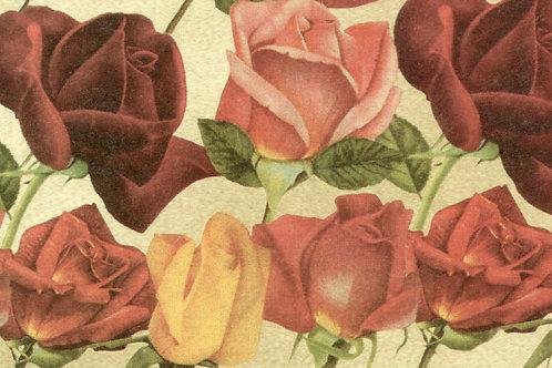 Carta per Matrimonio con Rose 50x70cm (cod. 1594)