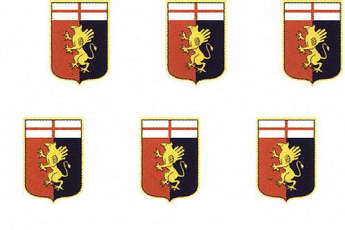 Carta con Stemma Genoa 50x70cm (cod.5048)