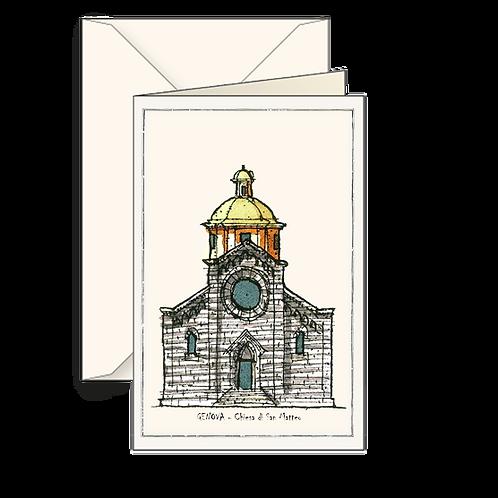 Biglietto Chiesa di S. Matteo