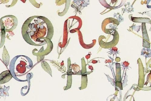 Carta con Lettere 50x70cm (cod.6013)