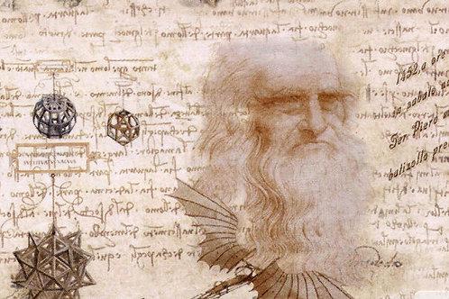 Carta con Scritte 50x70cm (cod.1602)