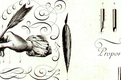 Carta con Penna 50x70cm (cod.5869)