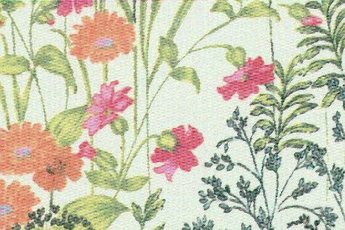 Carta Fiori ArancioniRosa 50x70cm (cod. 0460)
