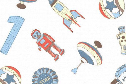 Carta con Robot Giocattoli 50x70cm (cod.5089)