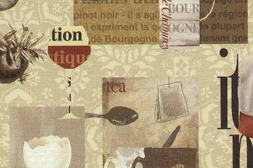 Carta Utensili da Cucina 50x70cm (cod. 5766)
