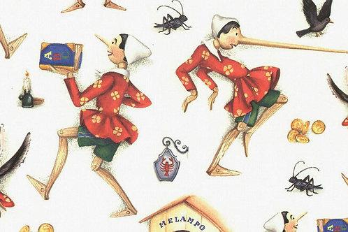 Carta Pinocchio 50x70cm (cod.5098)