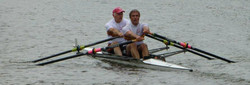 2012 MaSmBo Masters C-2X - Philpott-Mitchelhill
