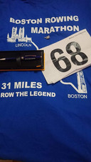 Race t-shirts and pen
