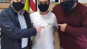 Vereador Tuca conduz projeto #VocêFiscal em Blumenau