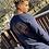 Thumbnail: AEG x Eric Knott Long Sleeve (Navy)